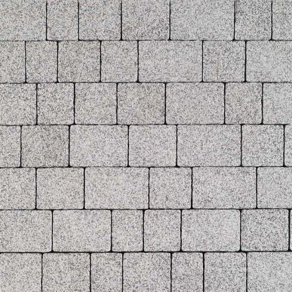 kostka nawierzchniowa jasnoszary granit