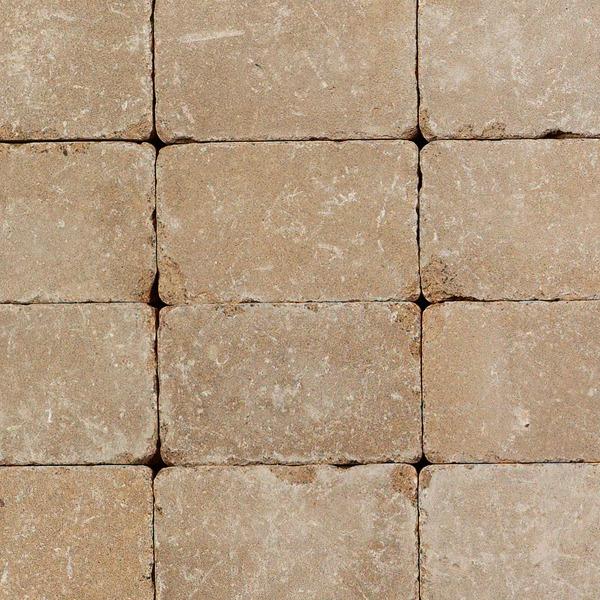 prostokątna kostka piaskowy