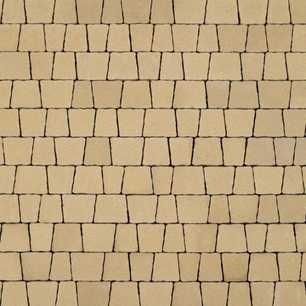 kostka żółty granito