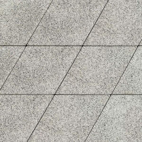 płyta romby jasnoszary granit