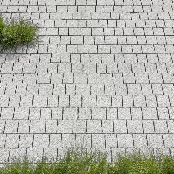 jasnoszara mozaika granit