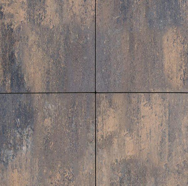 kwadratowe płyty wulkaniczna barwa